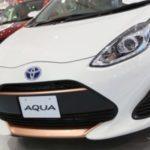 トヨタ アクアの新型(2017年モデル)の3つの魅力!気になる燃費は?